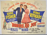 Bundle of Joy (1956) Eddie Fisher, Debbie Reynolds, Adolphe Menjou