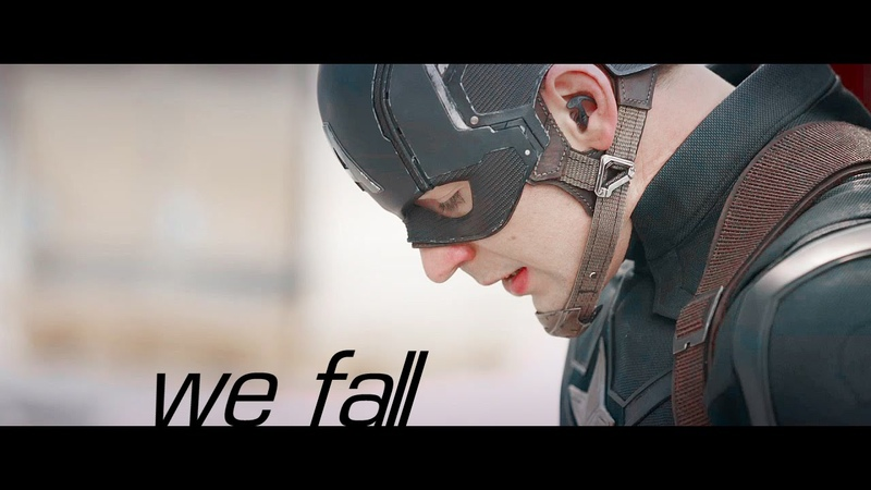 Bucky x Steve || we fall