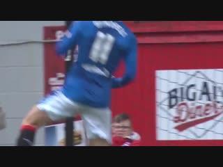 RangersFC travel to Acciesfc on Sunday!