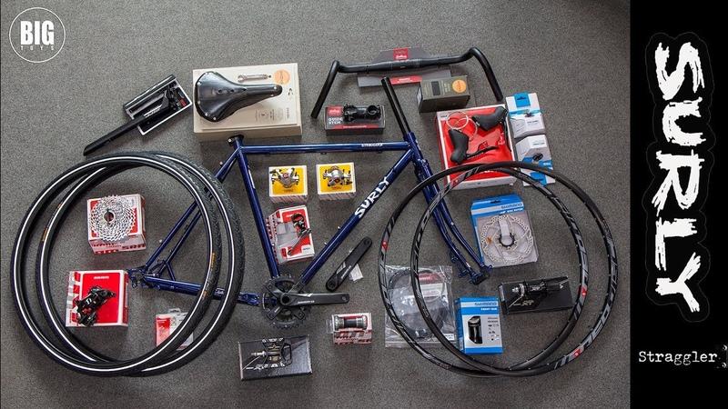 Surly Straggler custom built (сборка велосипеда для туринга)