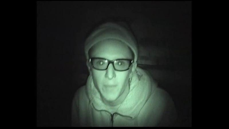 Встретили чудовище в подвале заброшки!