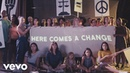 Kesha - Here Comes The Change (From the Motion Picture 'On The Basis of Sex')(Lyric Video)