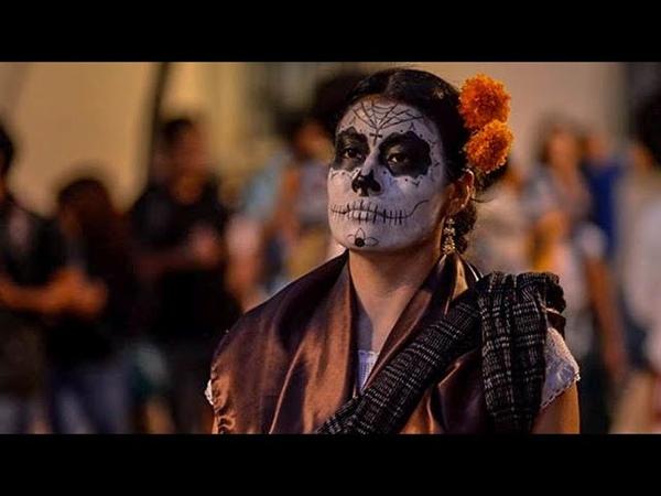 Mexico I Desfile del Día de Muertos 2018 en Oaxaca