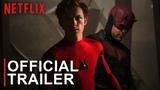 Marvel's Daredevil and Spiderman Trailer Fan Made Netflix