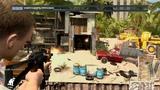 James Bond 007 Quantum of Solace прохождение # 4 преследование взрывника.