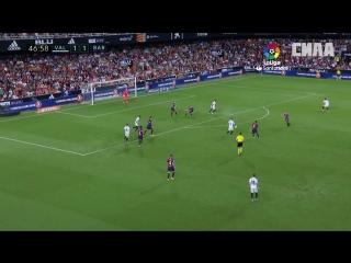 «Валенсия» - «Барселона». Обзор матча