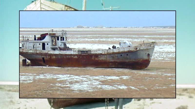 ✩ Гидролог из Иглы корабль-призрак Аральского моря Виктор Цой группа Кино