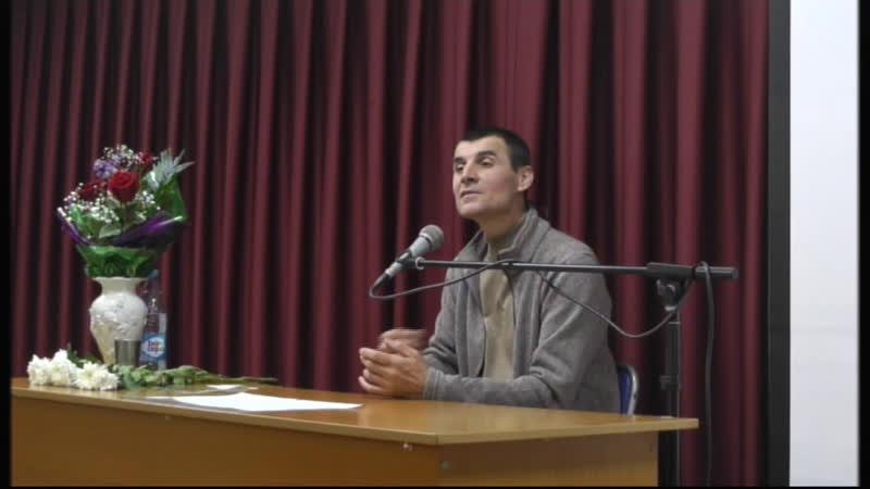 Live: Владимир Слепцов