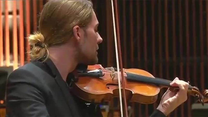 DAVID GARRETT_ ♫ Frühling ♫ aus A. Vivaldis 4 Jahreszeiten 2016