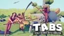 БОЕВЫЕ ДЕВУШКИ | Totally Accurate Battle Simulator 7