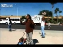 Native American Confronts Protesters rally on Illegal Immigration 2013
