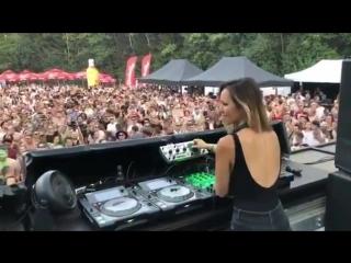 Deborah De Luca dropping Drumcode banger... Looosing your mind