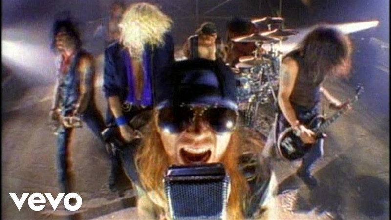 Guns N' Roses Garden Of Eden Official Music Video