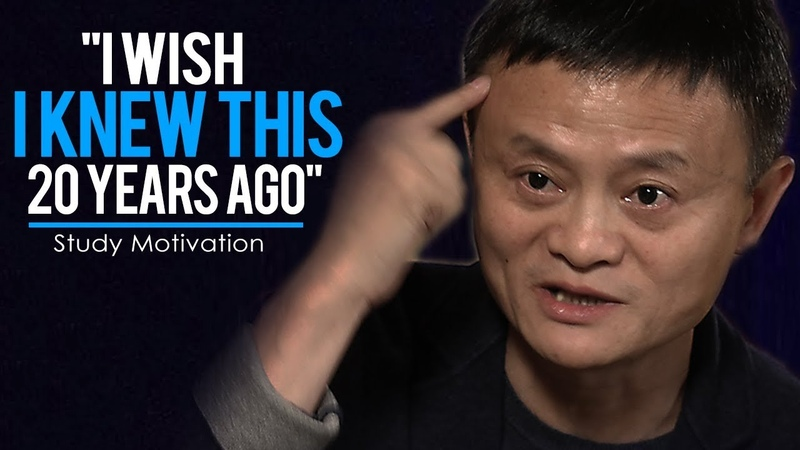 Jack Ma's Ultimate Advice for Students Young People HOW TO SUCCEED IN LIFE