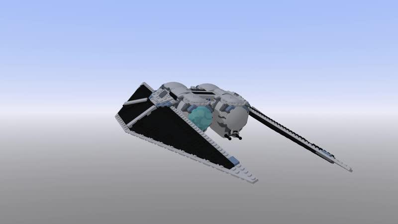 TIE Striker Bomber