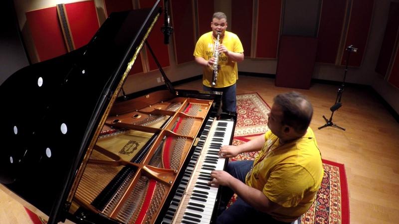 Jesus Javier Piano And Sax soprano