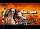 Samurai Shodown - Earthquake врывается в бой!