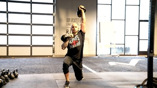 Full Body Double Kettlebell Combos For A Scorching Workout