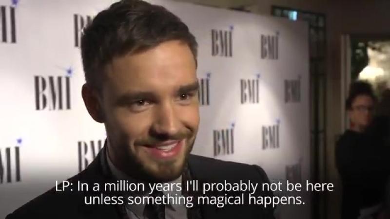 INFO Interview de Liam à propos du retour des One Direction lors des BMILondonAwards hier soir 02.10 via @William_Njo -