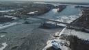 Новый мост через Волгу открыт вподмосковной Дубне. Новости. Первый канал