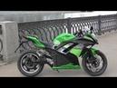 Электромотоцикл ElectroStreet Moto ТЕСТ ДРАЙВ