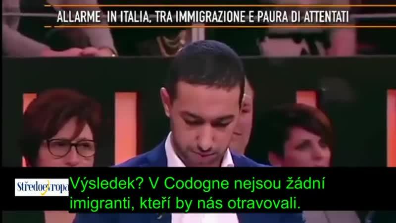 Matteo Salvini v plné ráži. Nazval levicového oponenta pojmem _beta