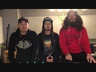Strangulation видео приглашение на coyote brutal fest-13