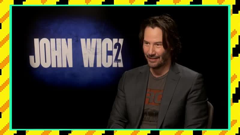 John Wick Chapter 2 Keanu Reeves Reveals Hidden Easter Eggs Deleted Scenes