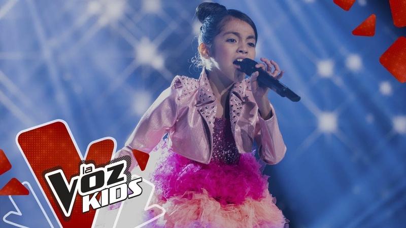 Maite canta Oye - Final   La Voz Kids Colombia 2019