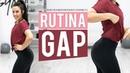 Patry Jordan Rutina de glúteos abdomen y piernas Низкоударная тренировка для ягодиц бедер и живота