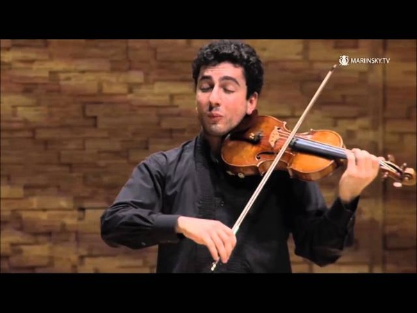 Sergey and Lusine Khachatryan perform Brahms 6.02.2014