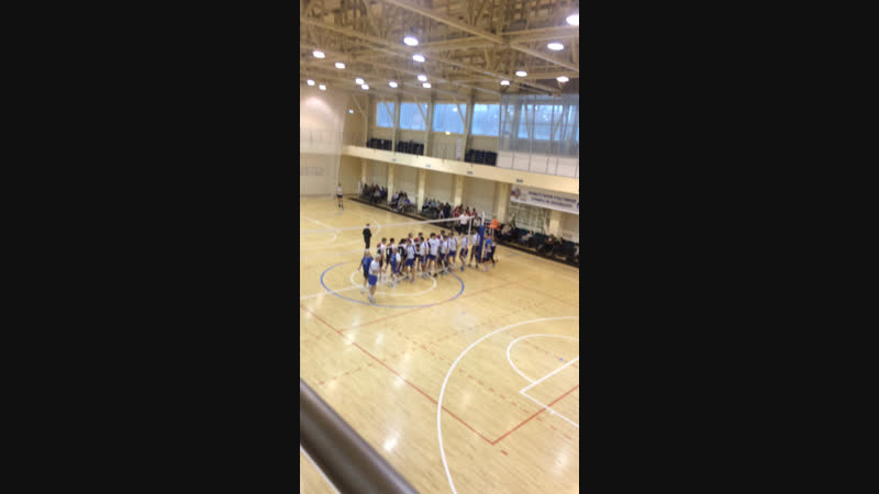 Волейбол 🏐 СК ФСБ «Отдушина» г. Москва против МР-РБ г. Уфа