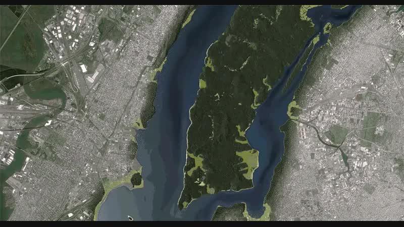 Преобразование Нью-Йорка