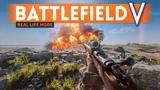 BATTLEFIELD 5 REAL LIFE MODE - 4K 60FPS Ultra Settings (No HUD Gameplay)