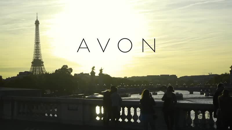 Запуск нового парного аромата Avon Life Colour