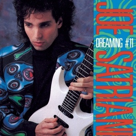 Joe Satriani альбом Dreaming #11