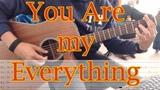 You are my Everything Guitar - Santa Esmeralda - Tu eres mi todo Guitarra