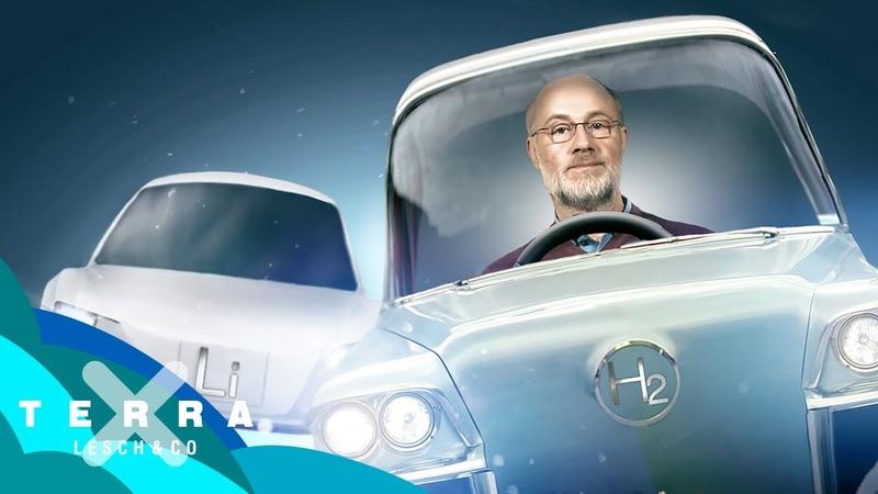 Brennstoffzelle im Auto Besser als Lithiumakkus | Harald Lesch