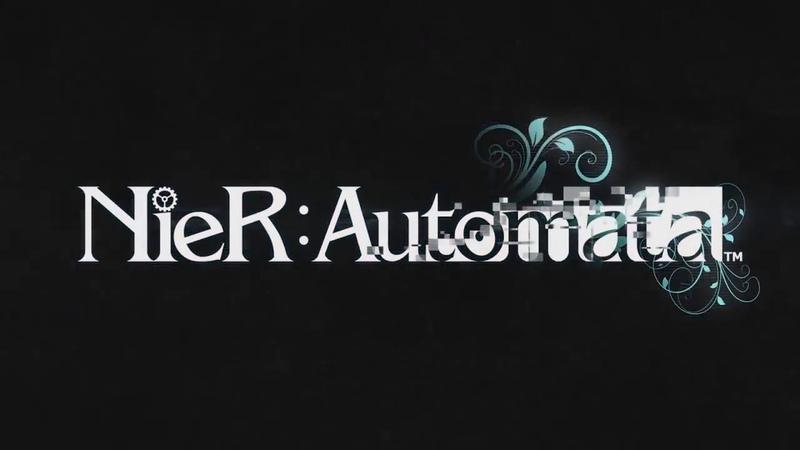 Альтернативная заставка прохождения NieR Automata™ смотреть онлайн без регистрации