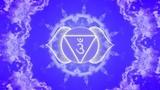 THIRD EYE CHAKRA Sleep Meditation Awaken Crystal Clear Intuition Open 3rd Eye Chakra Sleep Music