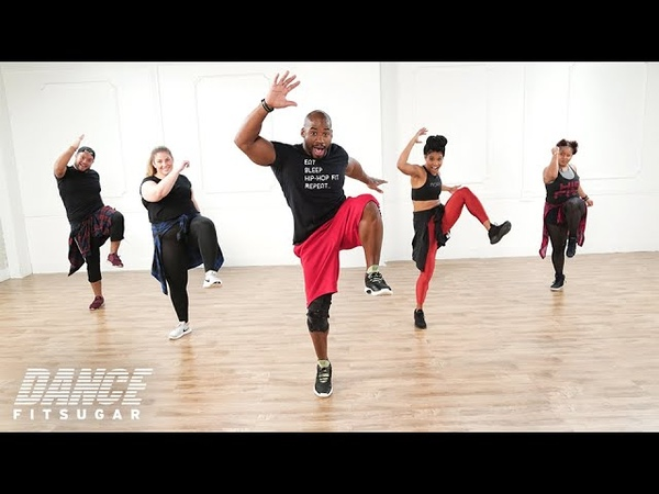 Mike Peele - Hip-Hop Fit Workout | Танцевальная кардио-тренировка в хип-хип стиле