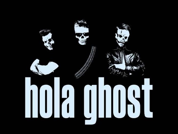 Hola Ghost-Mexico