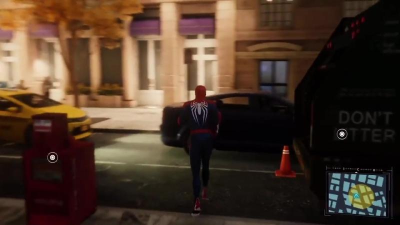 [CB MW] Spider-WYCC 1 (лучшее) (лучшее из прохождений)