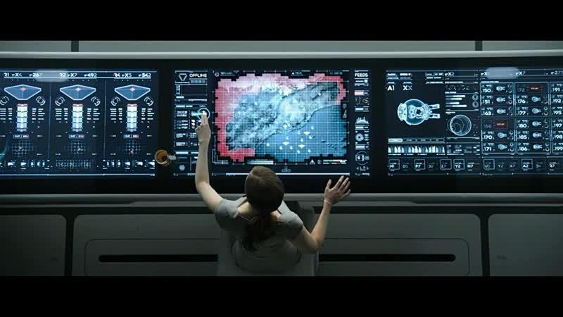Daniel Deluxe - Star Eater - Sci-Fi video