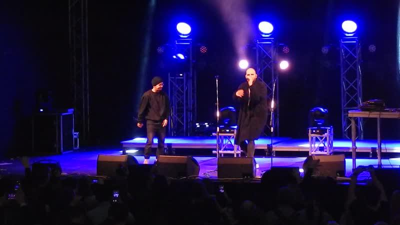 Каспийский груз Табор уходит в небо любит съёмка на концерте в Екб на фестивале Слова и музыка свободы 25 11 2018 г
