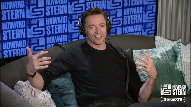 This Week On Howard Hugh Jackman the Staff Panel and Ronnie's Romance Advice