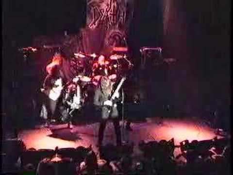 Death Lack Of Comprehension live at Washington DC 14 11 1991