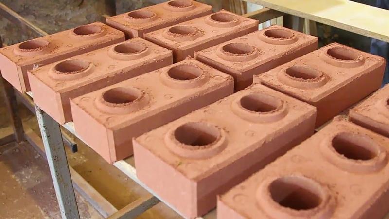 Кирпичный завод Лего кирпич