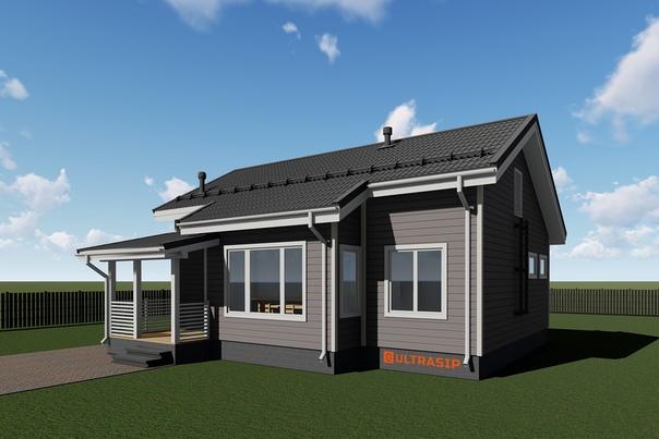 Приступили к постройке небольшого и очень продуманного дома, спроектированного в скандинавском стиле 👌🏻 Строится он в Порхове, тег будет #ультрасип_порхов Оцените планировку, мы старались! Пишите свои комментарии👇🏻👇🏻👇🏻👇🏻 👇🏻👇🏻👇🏻👇🏻👇🏻