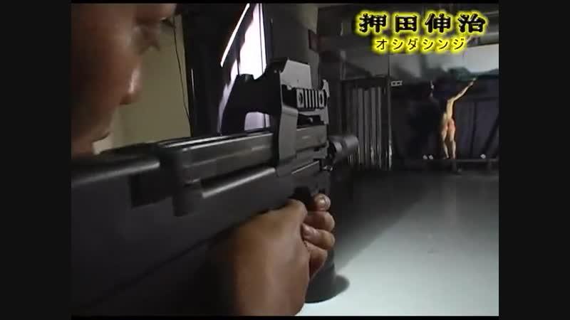 Обзор страйкбольного привода Tokyo Marui P90